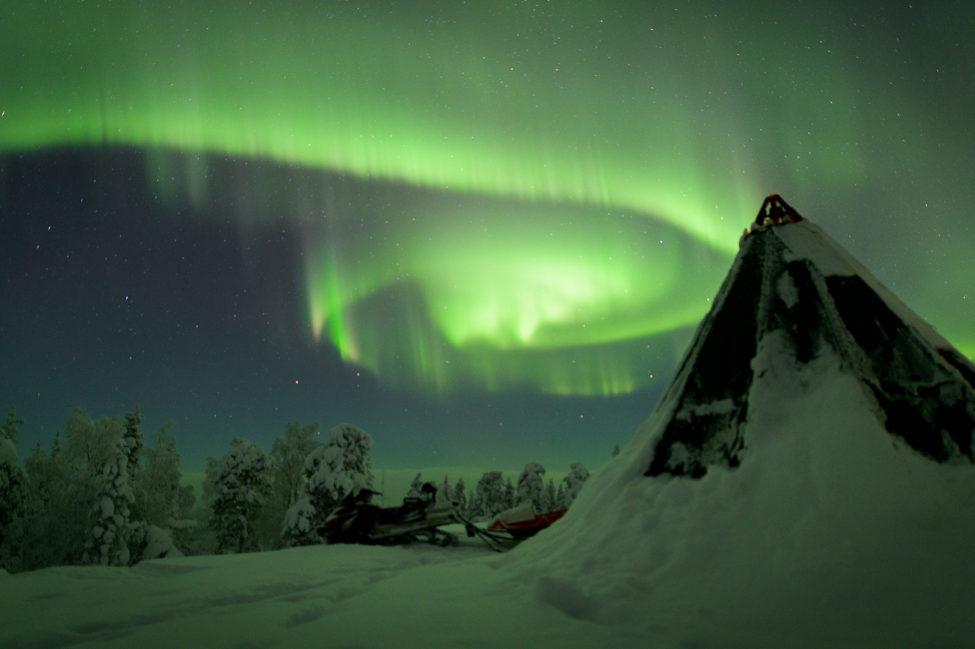 Winter Adventure Week in Lapland (Rovaniemi) 2019 - 2020