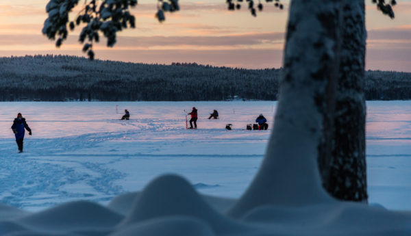 Building a Snow Igloo - Lapland Welcome in Finland